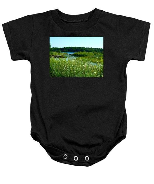 Northern Ontario 1 Baby Onesie