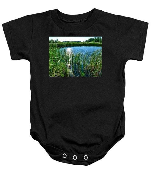 Northern Ontario 2 Baby Onesie