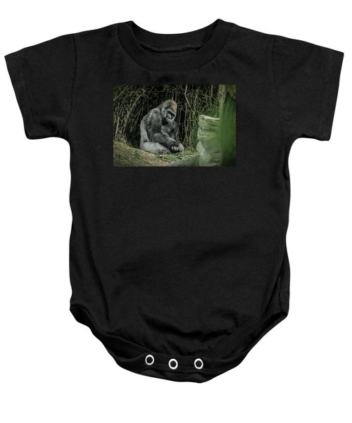 Nothing To Do Baby Onesie