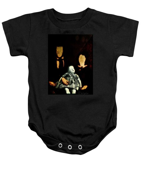 Nuclear Family Baby Onesie