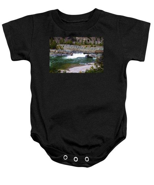 Oasis Of Serenity Baby Onesie