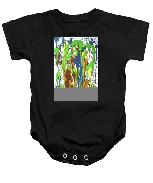 9-offspring While I Was On The Path To Perfection 9 Baby Onesie