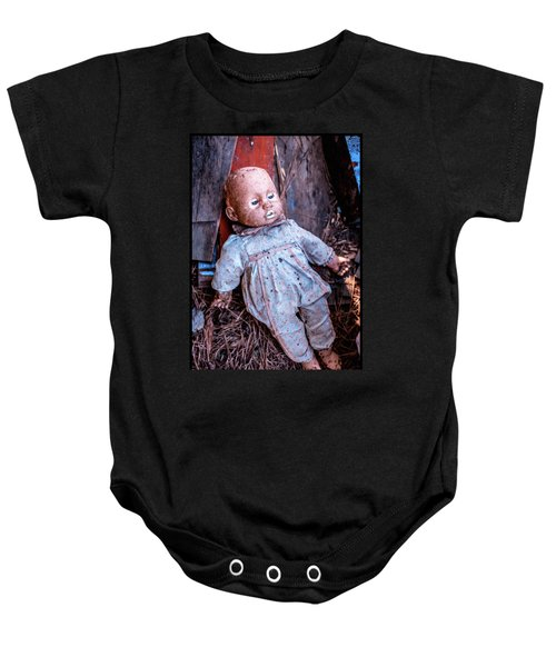 Old Doll Baby Onesie