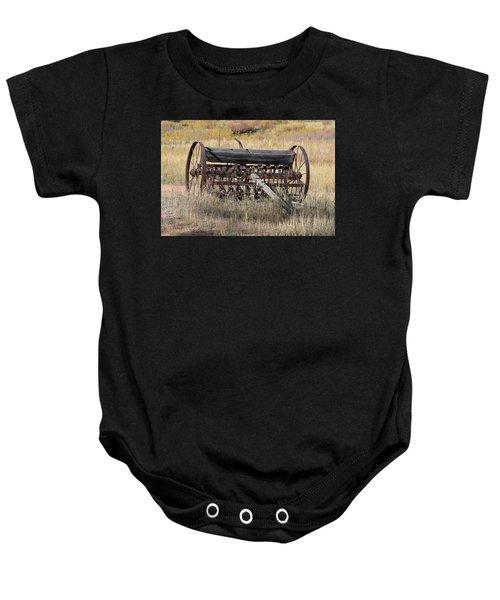 Farm Implament Westcliffe Co Baby Onesie