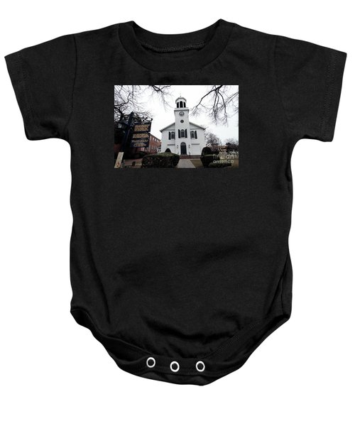 St. Georges Church Episcopal Anglican Baby Onesie
