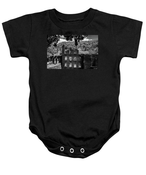 old Mill 3 Baby Onesie
