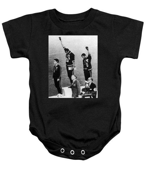 Olympic Games, 1968 Baby Onesie