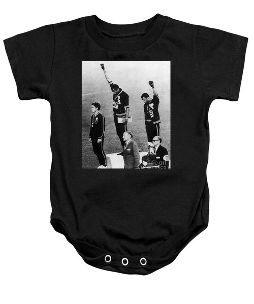 Olympic Games, 1968 Baby Onesie