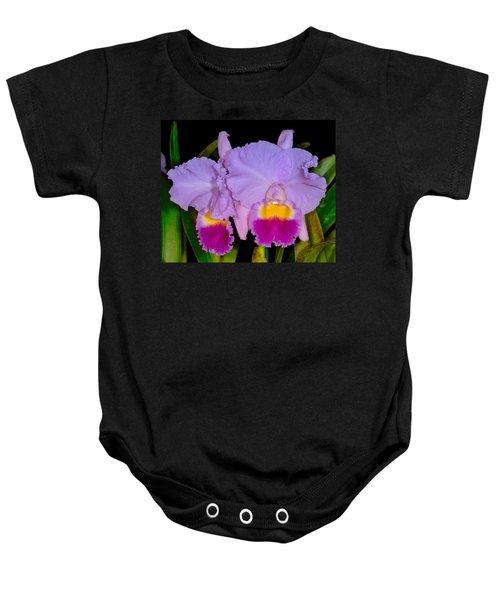 Orchid 428 Baby Onesie