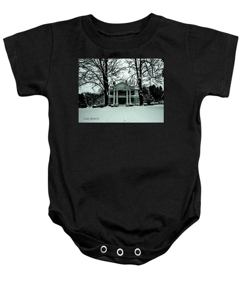 Our House Baby Onesie