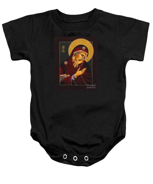 Our Lady Of Sorrows 028 Baby Onesie