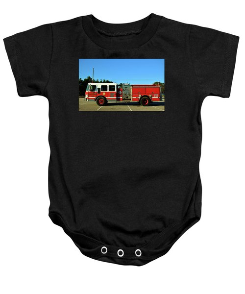 Out Of Service Baby Onesie