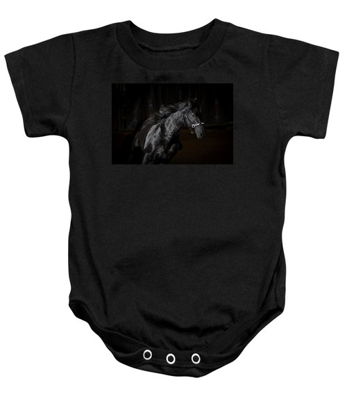 Out Of The Darkness Baby Onesie