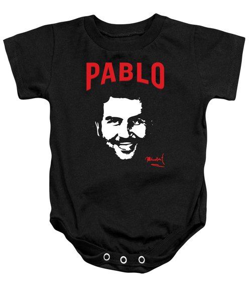 Pablo Baby Onesie