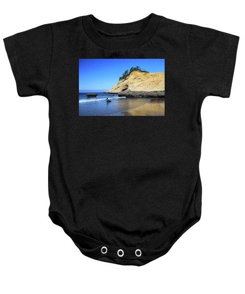 Pacific Morning Baby Onesie