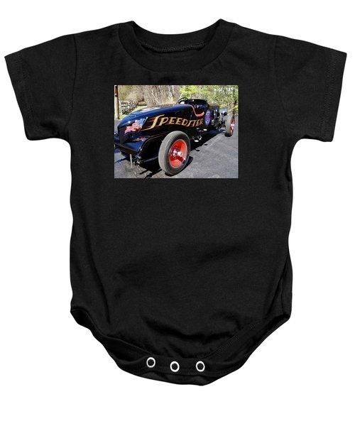 Packard Speedster  Baby Onesie