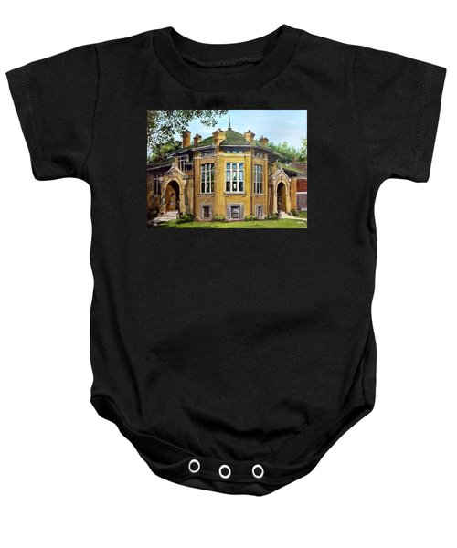 Page 45 Baby Onesie