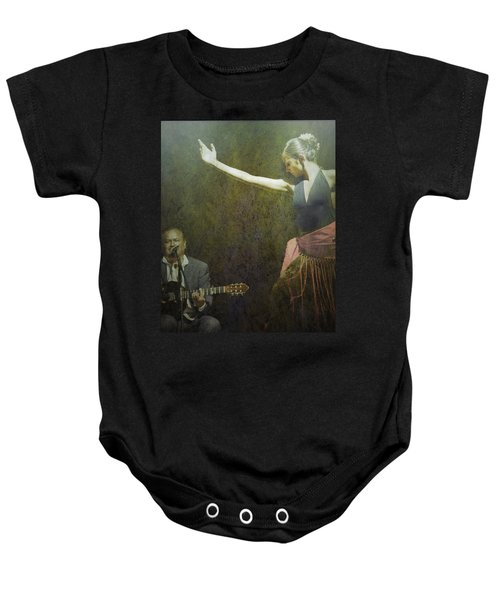Passion Of The Dance Baby Onesie