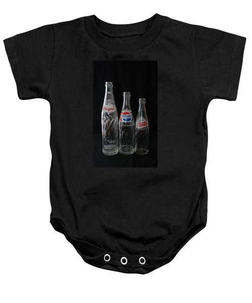 Pepsi Cola Bottles Baby Onesie