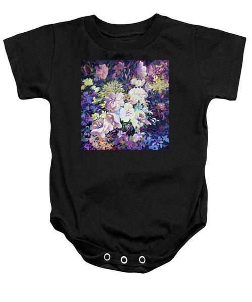 Petals Baby Onesie
