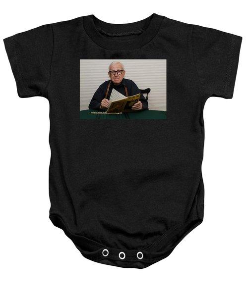 Peter 2 Baby Onesie