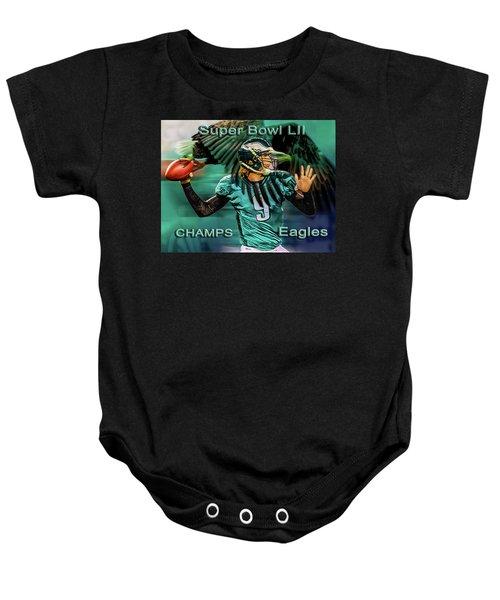 Philadelphia Eagles - Super Bowl Champs Baby Onesie