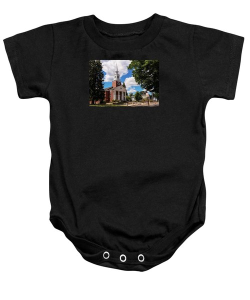 Phillips Stevens Chapel, Williston Northampton School, Easthampton, Ma Baby Onesie