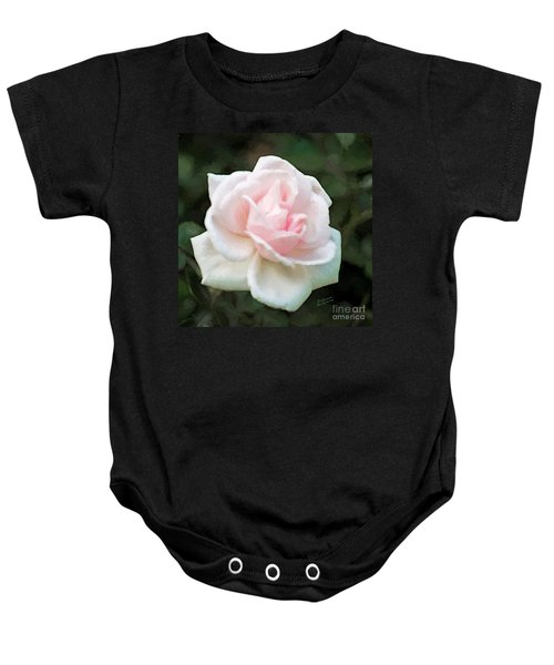 Pink Perfection Baby Onesie
