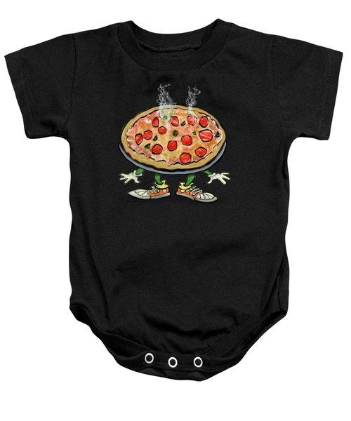 Pizza Baby Onesie