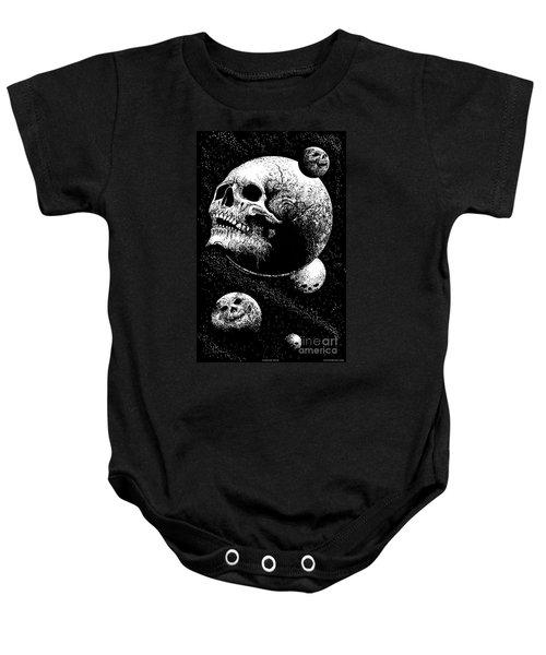 Planetary Decay Baby Onesie