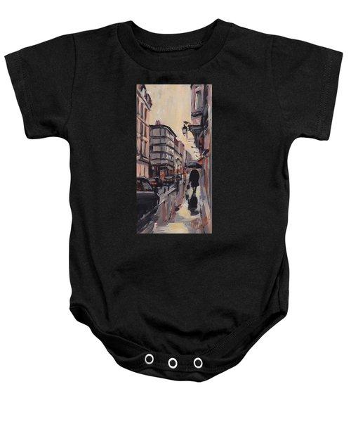 Pluie Rue De Regence Liege Baby Onesie