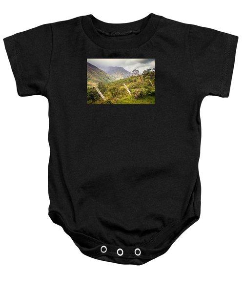 Podocarpus National Park Baby Onesie