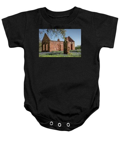 Pontotoc Ruins Baby Onesie