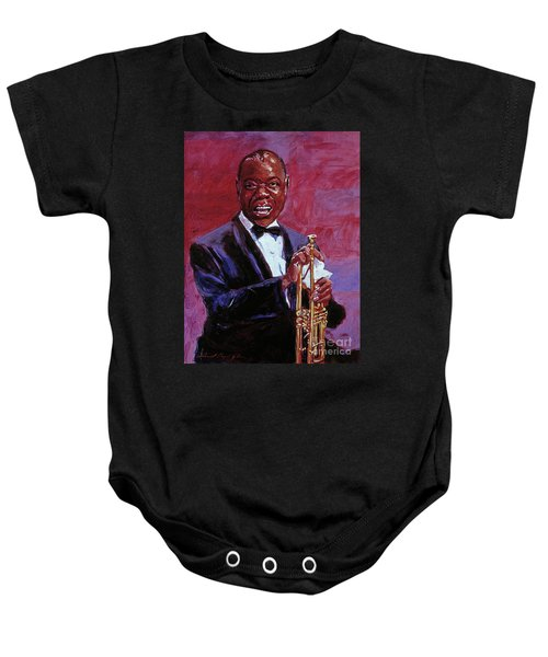 Pops Armstrong Baby Onesie