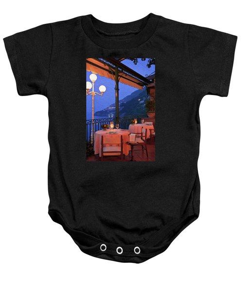 Positano, Beauty Of Italy - 05 Baby Onesie