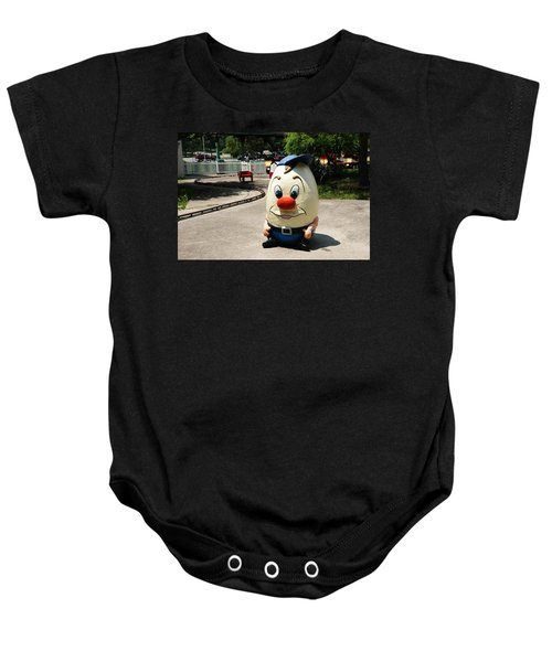 Potato Head Baby Onesie by Jose Rojas