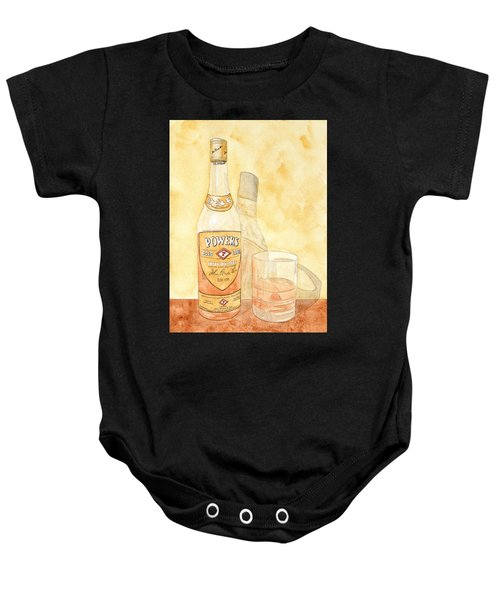 Powers Irish Whiskey Baby Onesie