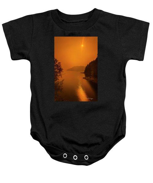 Preclipse 8.17 Baby Onesie