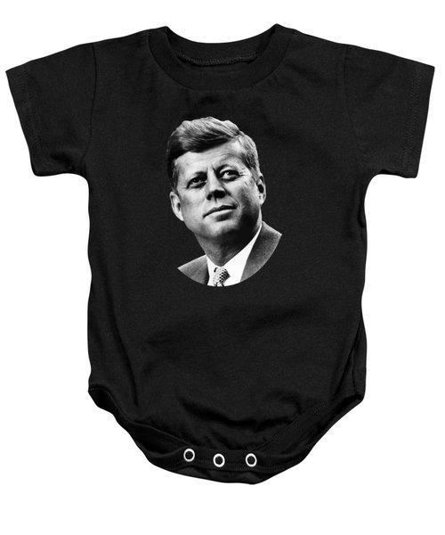 President Kennedy Baby Onesie