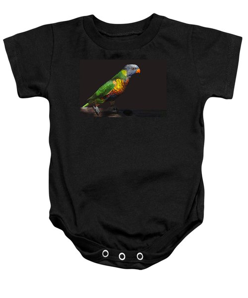 Pretty Bird Baby Onesie