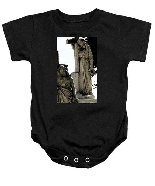 Procession Of Faith Baby Onesie