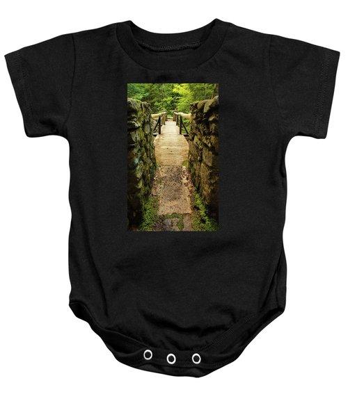 Prospective Memorial Bridge Baby Onesie