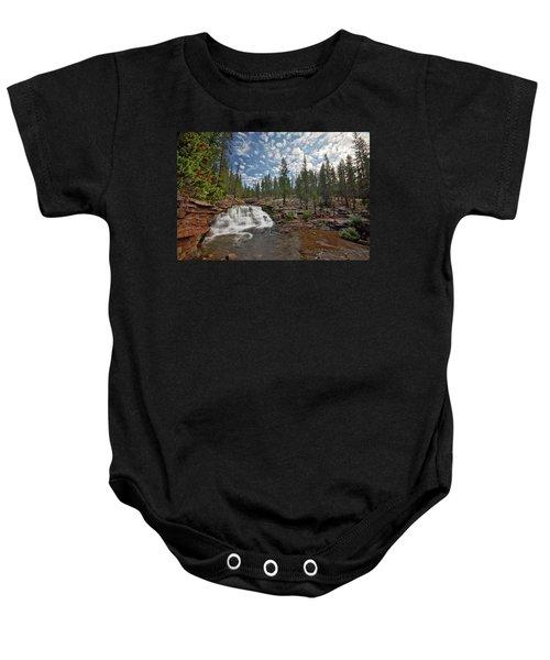 Provo River Falls Baby Onesie