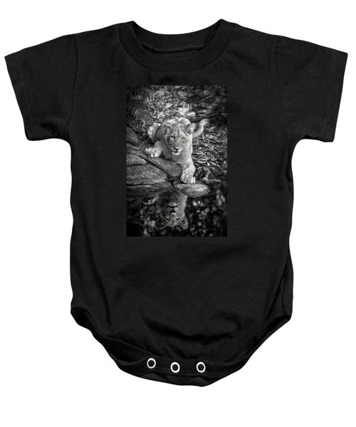Prowler Reflection Baby Onesie