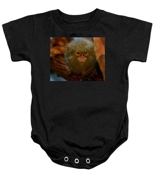 Pygmy Marmoset Baby Onesie