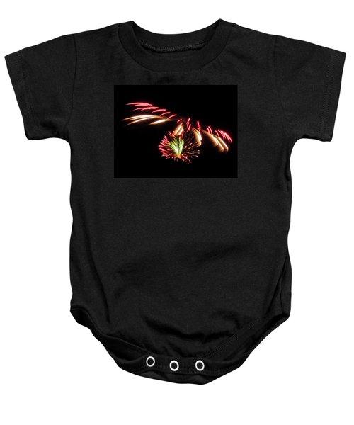 Pyro I Baby Onesie