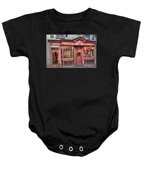 Quality Quidditch Supplies Baby Onesie