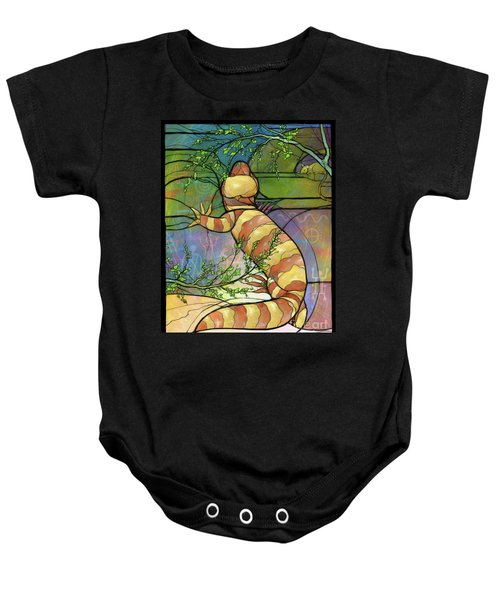 Quiet As A Mouse Baby Onesie
