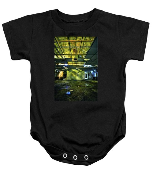 Raise The Roof Baby Onesie