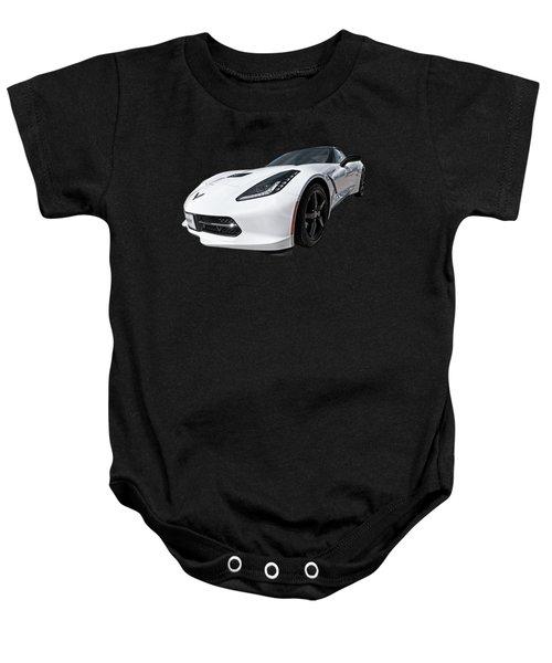 Ray Of Light - Corvette Stingray Baby Onesie